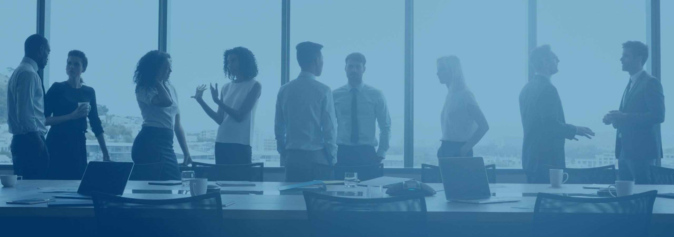 Partnere i Senior Management Worldwide
